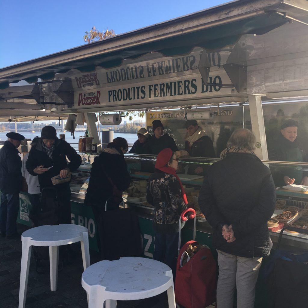 Photos marché des chartrons